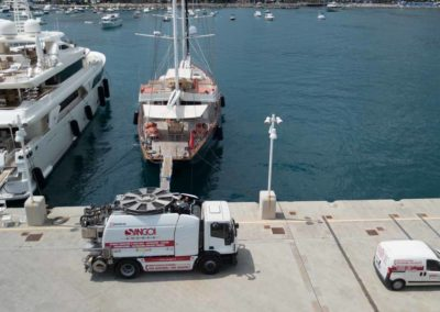 Autospurgo yacht e imbarcazioni Sangoi1