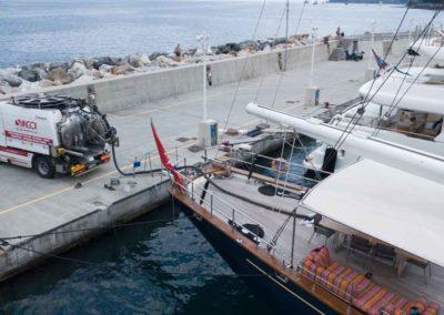 Autospurgo yacht e imbarcazioni Sangoi3
